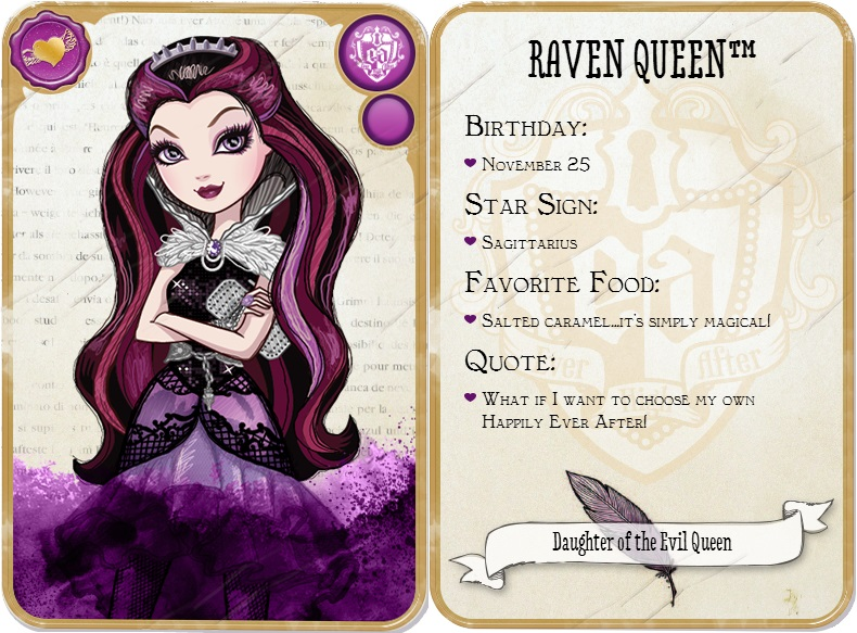 Image - Card - RQDotEQ.jpg | Ever After High Wiki | FANDOM ...