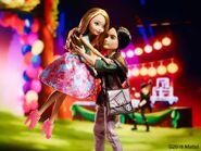 Facebook - Hunter and Ashlynn Doll Date