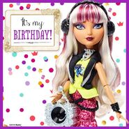 Facebook - Melody Birthday