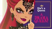 Facebook - drama queen