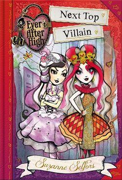 Book - Next Top Villain cover
