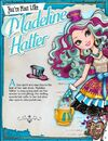 Which Ever After High Student Is Most Like You - Madeline Hatter