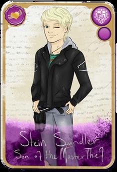 Stein Card