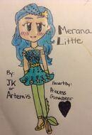 Merana Little Fanart