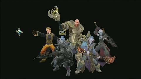 EverQuest Next Classes - SOE Live 2014