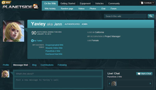 Wikia-wednesday-message-wall-yaviey-planetside-2