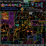 Ex crew minigames