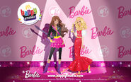 Barbie and Teresa Wallpaper