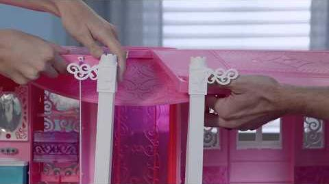 How to Assemble the 2013 Barbie Dreamhouse