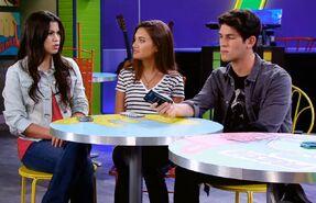 Emma, Andi And Jax