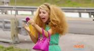 Maddie frizzy hair 2