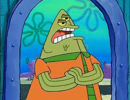 Flats Spongebob