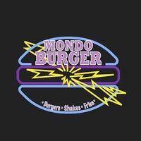 The Mondo Burger Logo
