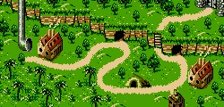 The Lost World Area