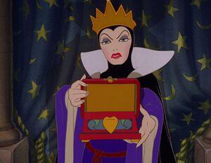 Queen Grimhilde's Heart Box