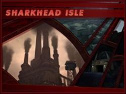 The Rogue Isles, Sharkhead Isle