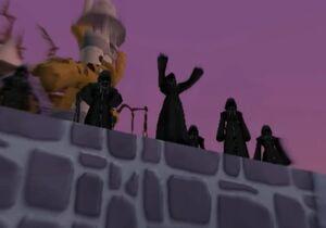 The Organization XIII's Black Coats