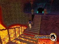 Inside Nasira's Lair