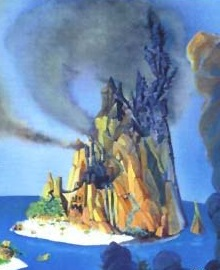 Cortex Island