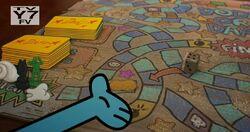 Dodj or Daar Boardgame