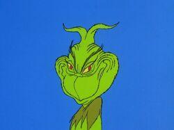 Grinch Evil Grin