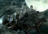 Sorceress Ultimecia's Castle