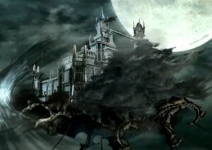 Sorceress Ultimecia's Castle