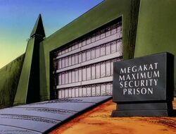 Megakat Maximum Security Prison
