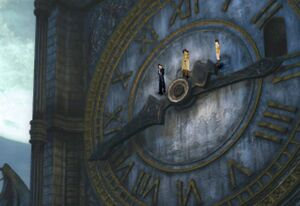 Sorceress Ultimecia's Clock Tower