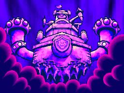 Bowser's Castle (Yoshi's Island DS)