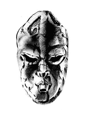 The Stone Mask