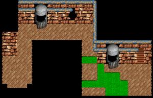 Bad Magic Bayou - Creepy Corridors