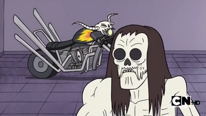 Death's Motorcycle RS