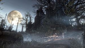 Hunter's Dream Bloodborne