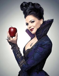 Queen Regina's Poison Apple