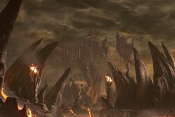 Quan Chi's Palace Fortress