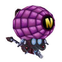 Dr. Neo Cortex's Cortex Airship