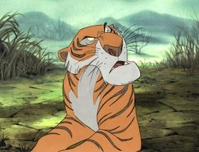 Shere Khan Disney Jungle Book