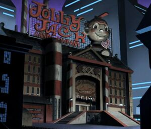 Jolly Jack Candy Factory