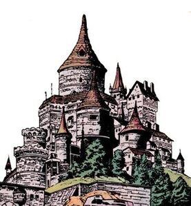 The Castle Von Doom