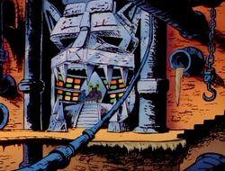 The Dark Kat's Underground Lair