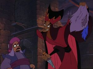 Within Jafar's Lair