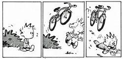 Calvin-bike