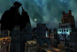 The Uroboros City