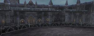 Ultimecia Castle's Terrance