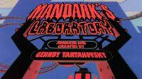 Mandark's Laboratory Logo