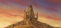 The Goblin City's Castle