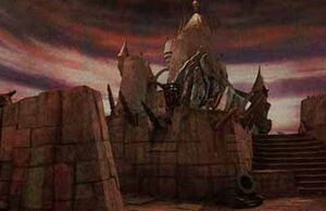 King Jareth's Castle