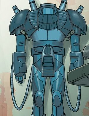 The Apocalypse Armor