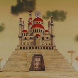 Emperor Pilaf's Castle